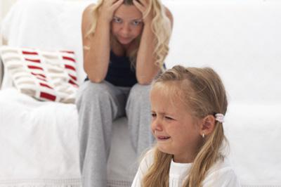 Recognizing anxiety in your children