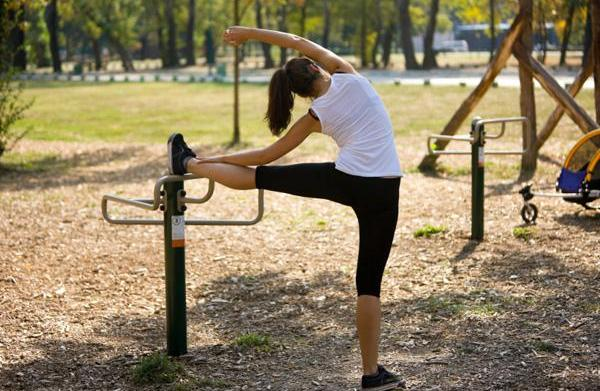 Fun fresh-air workouts for busy moms