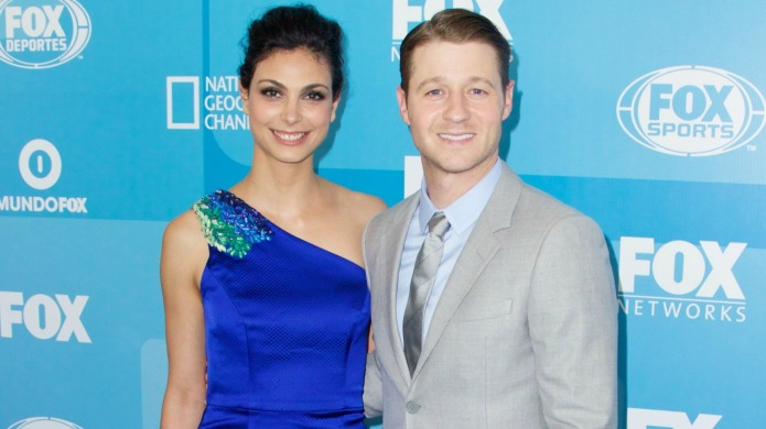 Morena Baccarin and Ben McKenzie give