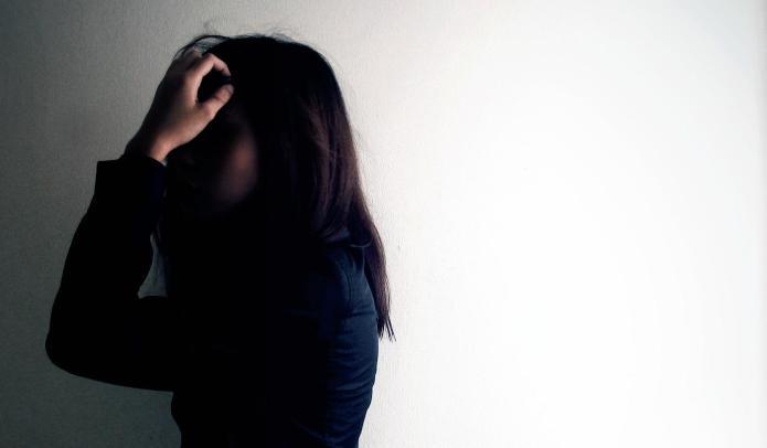 I couldn't hide my postpartum depression