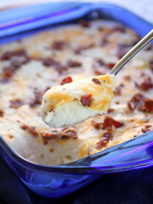 Loaded mashed potato casserole | Sheknows.com