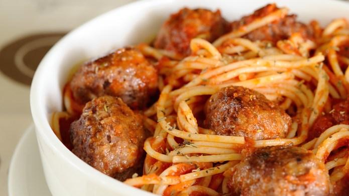 Proof the Spaghetti Meatballwich is America's
