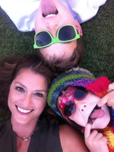 Lori Duron and her sons | Sheknows.com