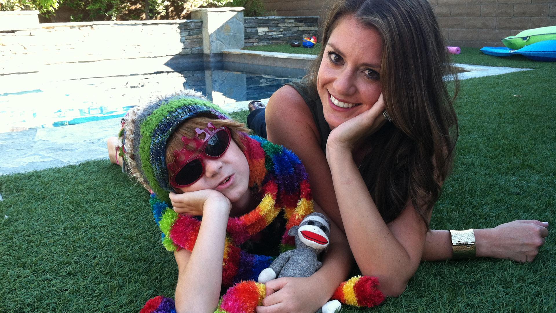 Lori Duron and her son | Sheknows.com