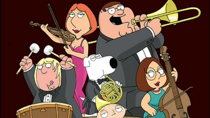 Family Guy heads to Springfield to