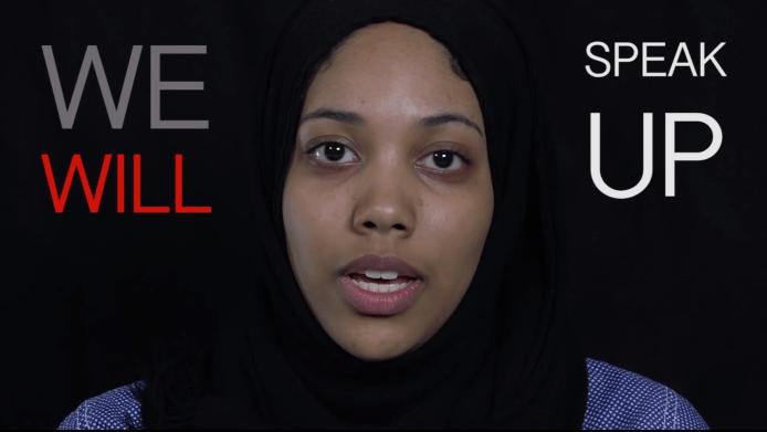 Students say rape culture is men's