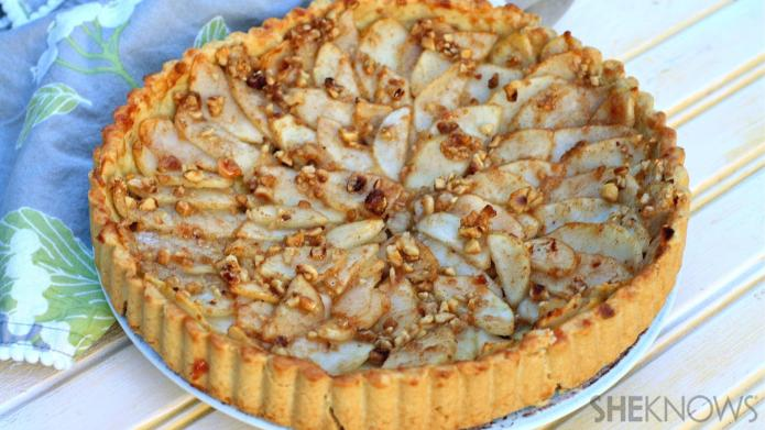 GF Friday: Try this gluten-free pear,