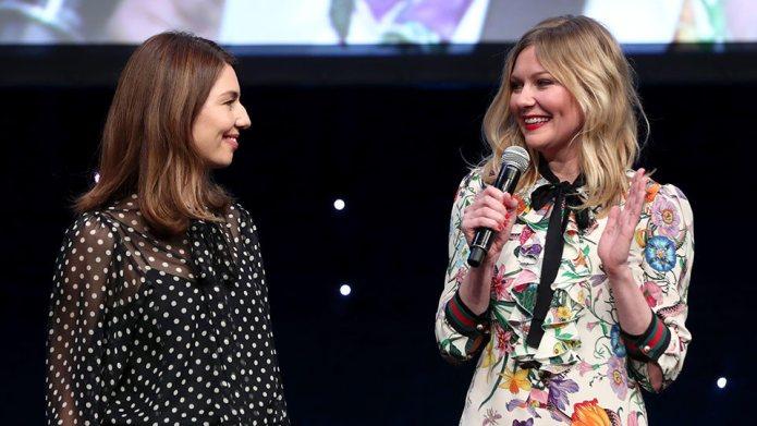 Kirsten Dunst Shuts Down Sofia Coppola's