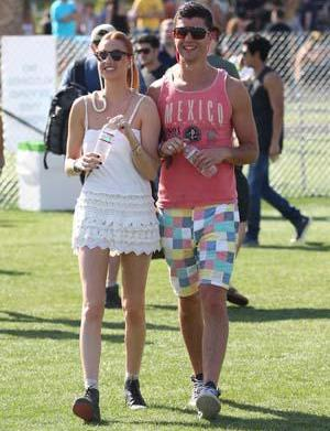 Coachella 2011 day one: Star style