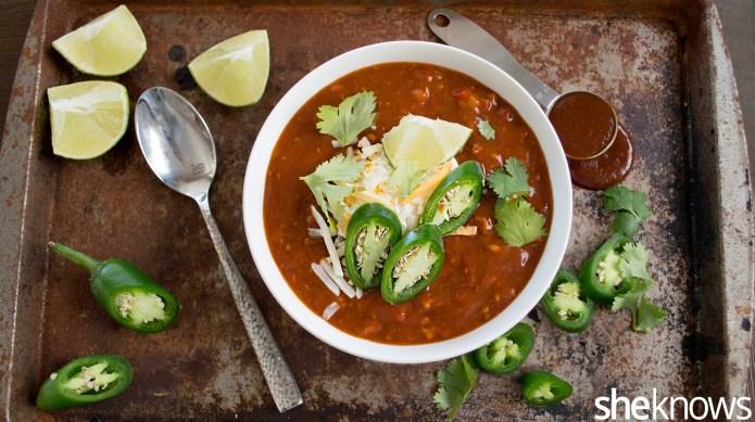 Slow Cooker Sunday: BBQ chicken chili