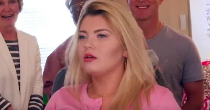 Amber Portwood's reunion with her cellmate
