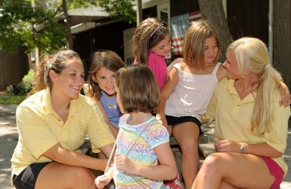 Michigan summer camps for kids