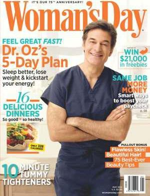 Dr. Oz is the man for