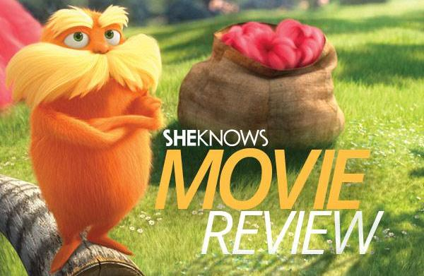 Movie review: The Lorax
