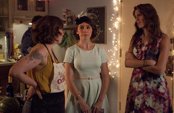 Girls Season 2 premiere recap