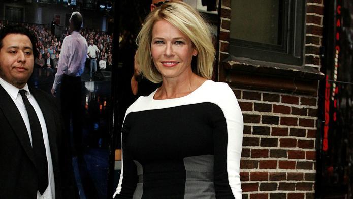 Chelsea Handler starts an ass war