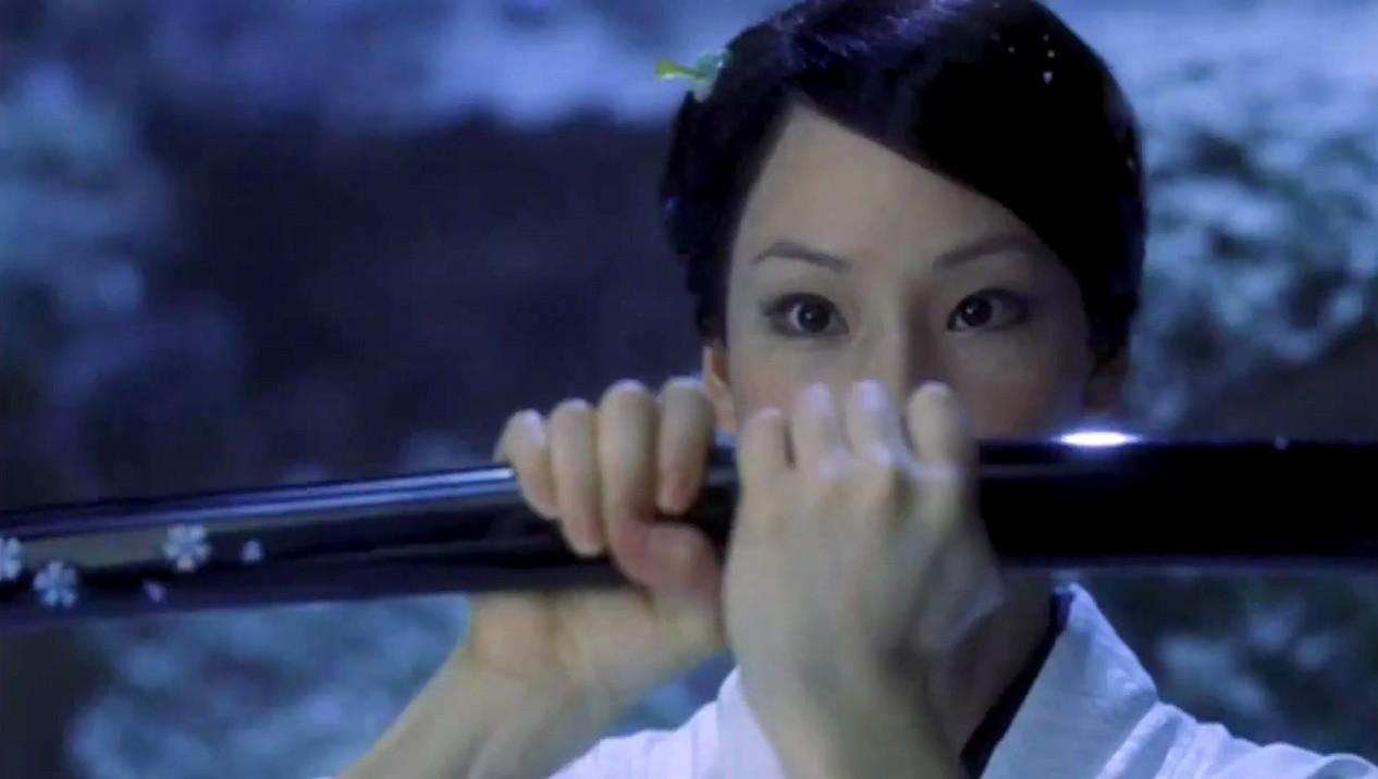 Lucy Liu from Kill Bill