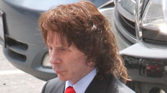 Phil Spector's jail time is transforming