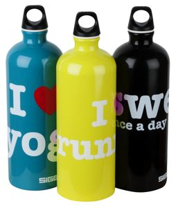 Sigg LuluLemon Bottle