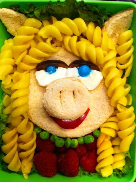 Miss Piggy lunch for kids