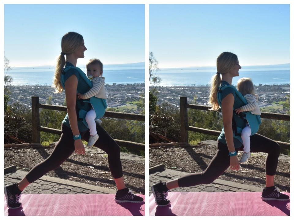 babywearing workouts