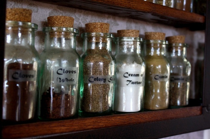 9 ways to organize your spices