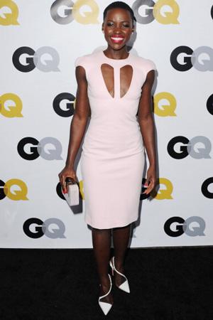 Lupita Nyong'o at GQ's Men of the Year party