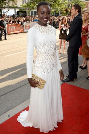 Lupita Nyong'o at TIFF