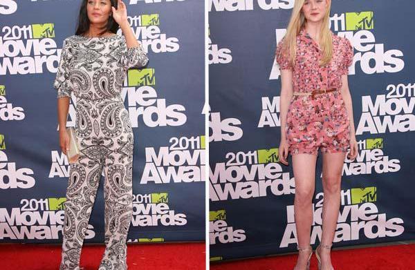 2011 MTV Movie Awards: Worst dressed