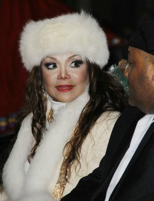 Janet talks family drama, La Toya