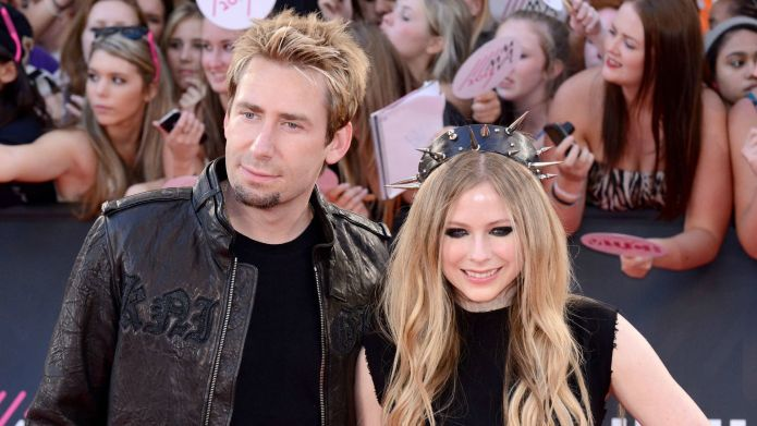 Avril Lavigne announces separation from Chad