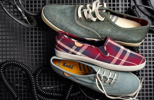 Keds Century Collection goes back to