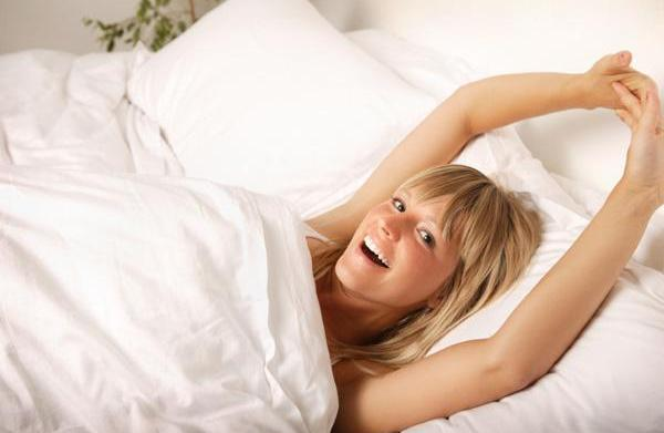 Tips to look rested