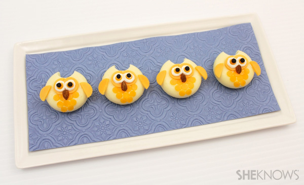 Cheese owls