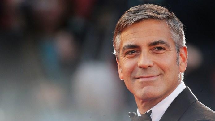 George Clooney Is Scared of 'Breaking'