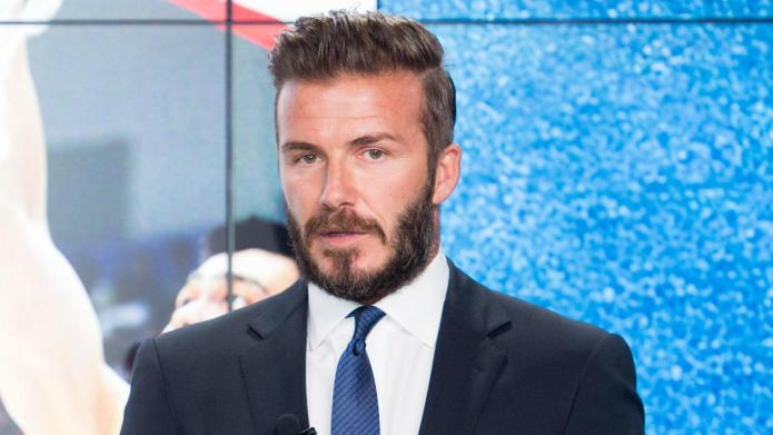 David Beckham longs to go back