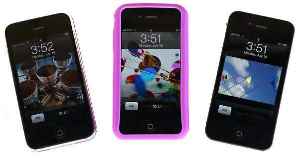 iPhone 4 cases and Apple's antenna