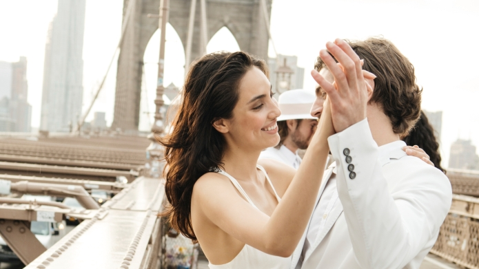 Pop-up wedding event promises stress-free nuptials