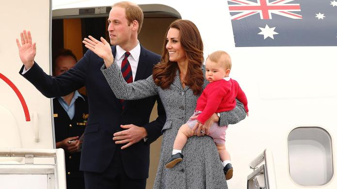Get Prince George's look on a