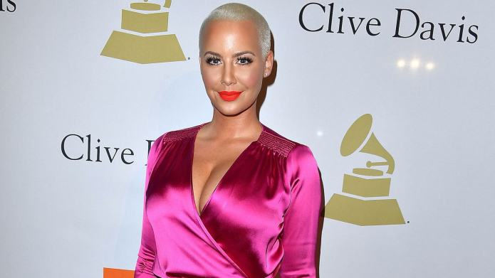 Amber Rose, Victim of Home Invasion,