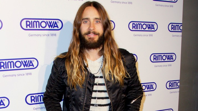 Jared Leto's new haircut will make
