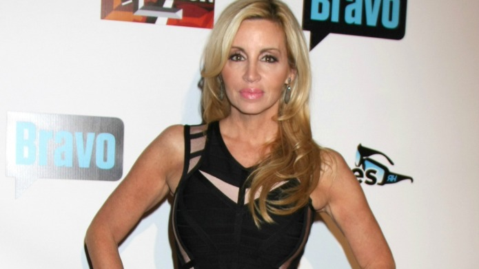 Camille Grammer sets record straight on