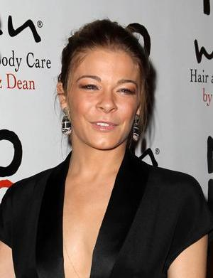 Mother's Day feud for LeAnn Rimes