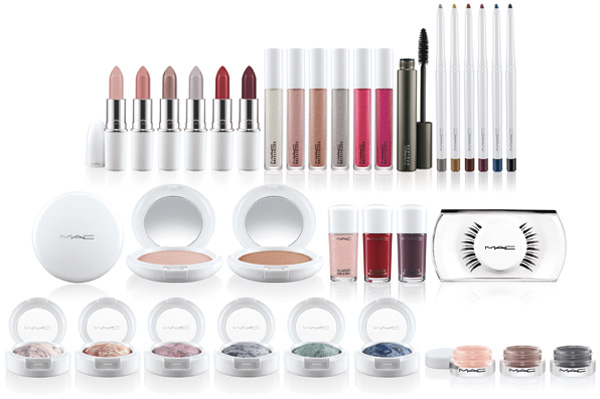 Mac Glitter and Ice Holiday Collection