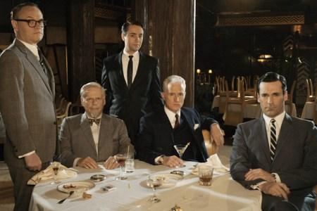 Mad Men cast, season four