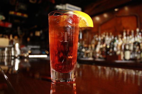 '21' Club' Shirley Temple