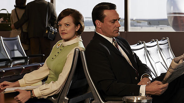 15 Storylines Mad Men writers are