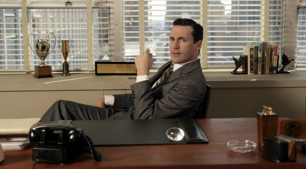 Mad Men Don Draper Jon Hamm
