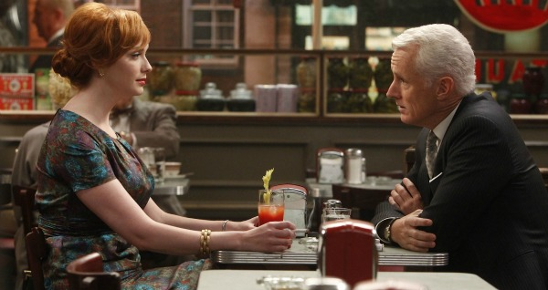 Mad Men John Slattery Roger Sterling