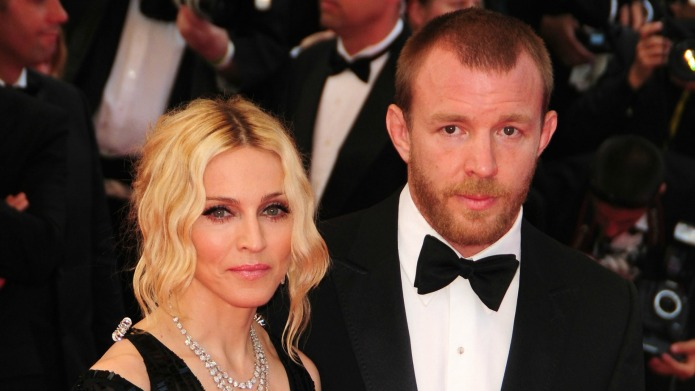 Judge's advice for Madonna and Guy